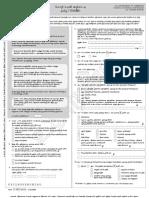 US Census 2010 - Tamil Version