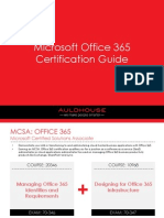 Microsoft Office 365 Certs