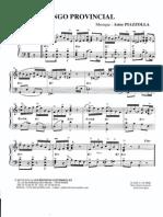 Piazzolla 12 Tangos Piano