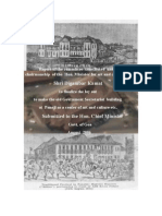 Report of Committee on Reuse of Old Secretariat Building August 2006 (Unofficial Version)
