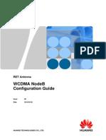 RET Antenna WCDMA NodeB Configuration Guide(08)