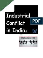 Industrial Conflict in India_vijay