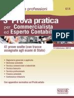 3ª Prova Pratica Per Commercialista Ed Esperto Contabile