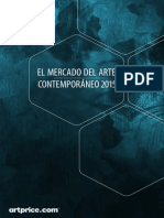 El Mercado Del Arte Contemporaneo 2015