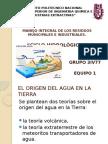 Ciclo Del Agua Ing. Ambiental