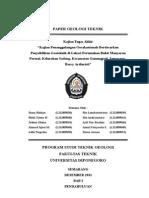 Paper Ta Geologi Teknik