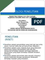 METODOLOGI PENELITIAN 1