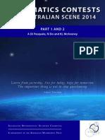 Mathematics Contests 2014