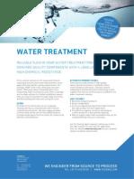 Teesing Water Treatment