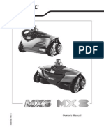 Zodiac MX6 and MX8 Pool Cleaner Manual