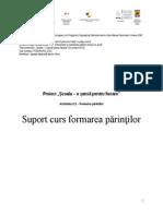 Manual Formarea Parintilor 1