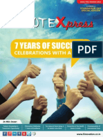 Dnote Xpress Issue #18 - 7 Years of Success...Celebration With a Cause