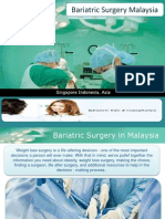 Bariatric Surgery Training in Kuala Lumpur