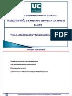 Tema 1. Organización y Funcionamiento de FOREX 2015-16