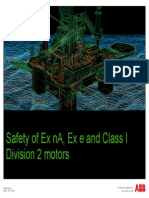 Ex NA and Ex e Motore Risk Assessment_RevC