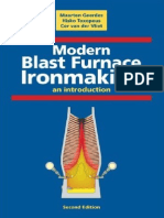 Modern Blast Furnace Ironmaking an Introduction (hoogovens)