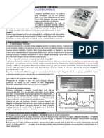 Manual Utilizare Tensiometru Cresta BPM158