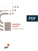 Pwc Audit Transformation White Book
