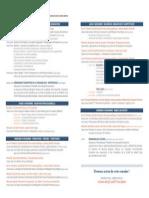 Programme de La 3ème Édition de La Semaine AMU-Entreprises