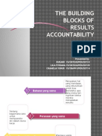 The Building Blocks of Results Accountability