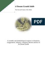 Sri Dasam Granth Q and A