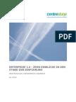 Enterprise 2.0 Studie 2010 - centrestage GmbH