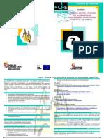 Jornada sobre Atención de alumnos con necesidades específicas CFIE Burgos 2010