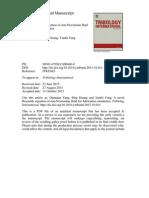 A-novel-Reynolds-equation-of-non-Newtonian-fluid-for-lubrication-simulation_2015_Tribology-International.pdf