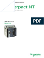 Masterpact NT User Manual