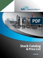 MRI Stockbook