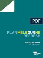 Plan Melbourne Refresh Discussion Paper WEB FA R2