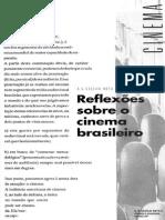 Reflexoes Sobre o Cinema Brasil - A. S. Cecilio Neto