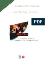 Relatório para o dia mundial da Tuberculose