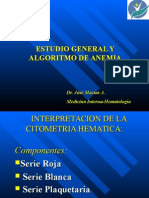2)Anemia-sx Anemico Jma