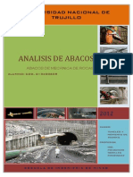 Analisis de Abacos