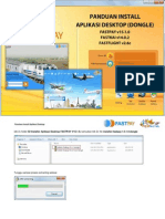 050815 Panduan Instalasi Aplikasi Desktop FASTPAY v15.1.0 Dongle