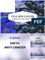 eBook Vida Sem Cancer Diagnostico Nao e Sentenca