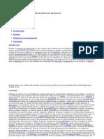 Diseno Detallado de Sistemas de Informacion