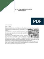 A Study on Corporate Goernance