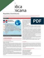 Republica Dominicana Ficha Pais