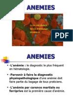 anemie