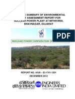 Nuclear Power Corpo of India Exe Summ Eng