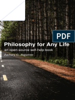 Philosophy for Any Life an Open-source s