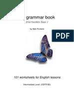 20 Big Grammar Book Intermediate Book 1