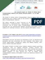 Global Di Methyl Amino Cinnamaldehyde Industry 2015