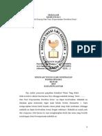 MAKALAH Model Konsep Dan Teori Keperawatan Dorothea Orem 1