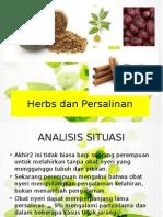 B. Yetty - Herbs Dan Persalinan