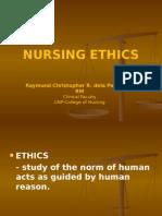 Nursing Ethics i