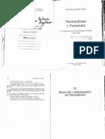 Buchrucker Nacionalismo y Peronismo