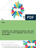 Open Data and Government